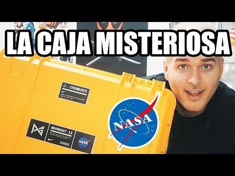 LA NASA ME HA ENVIADO UNA CAJA MISTERIOSA!!!