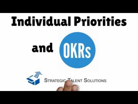 how to set okrs