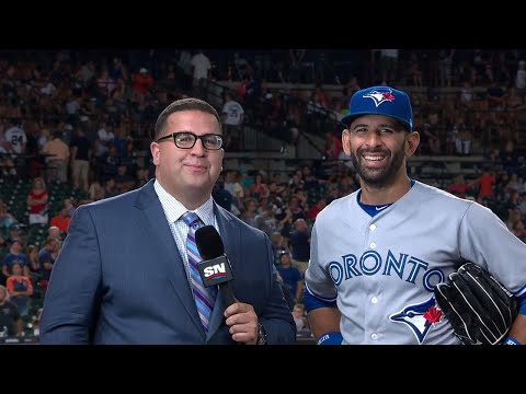 Video: Bautista: Sanchez is going to gives us a chance to win and we know that