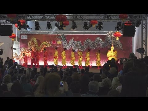 Κινεζική Πρωτοχρονιά στην Αθήνα