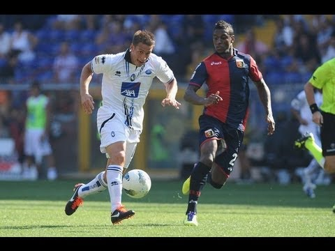 Genoa-Atalanta 1-1 SKY HD - Sintesi - All Goals - Highlights - © Serie A 2012-2013