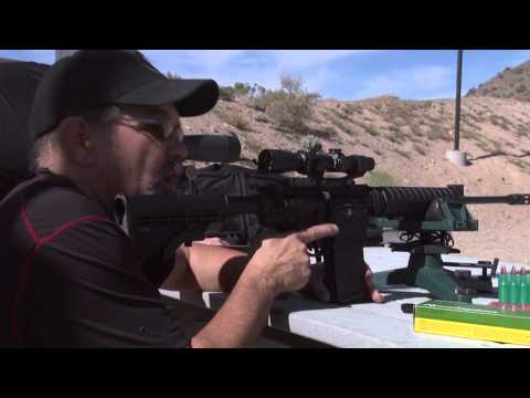 Smith & Wesson M&P 10 Range Test