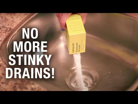 10 Cleaning Uses for Baking Soda