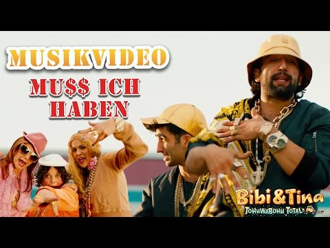 Bibi & Tina 4 - MUSS ICH HABEN - das offizielle Musikvideo aus TOHUWABOHU TOTAL