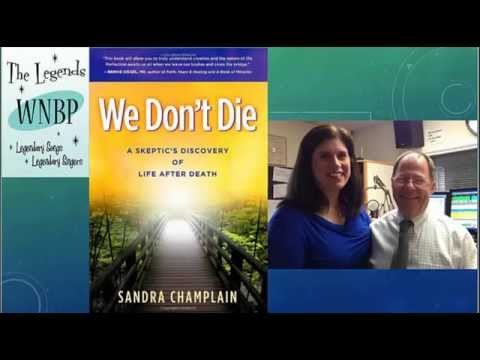 Sandra Champlain Interview with Win Damon at WNBP | May 22, 2013