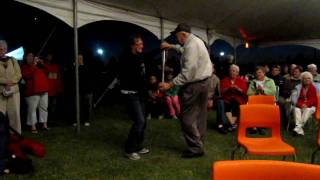 Liverpool (NS) Canada  city pictures gallery : Canes are for Dancing! Jim Malyk's Canada Day dance Liverpool Nova Scotia, 2010