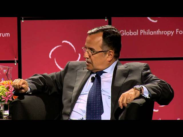 In Conversation: Egyptian Foreign Minister Nabil Fahmy and Redefining Service and Society