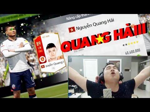 QUANG HẢI CÓ THẬT SỰ ĐÁ HAY | FIFA ONLINE 4 - Thời lượng: 10 phút.