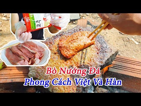 Black - Bò Nướng Đá Siêu Cay - Sự Kết Hợp Giữa Việt Nam Và Hàn Quốc - Thời lượng: 15 phút.