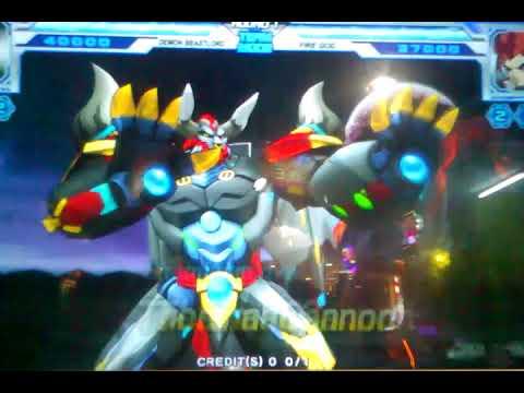 Hero Of Robots Demon Beastlord & Azure (team mode) Part 1