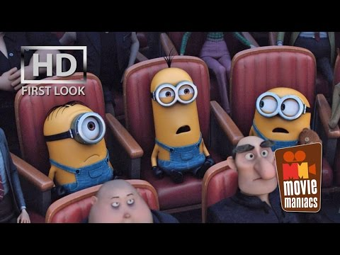 Minions (International Clip 'Scarlet Looking Villains')
