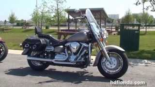 4. Used 2002 Yamaha Road Star Silverado Motorcycles for sale - Pensacola, FL