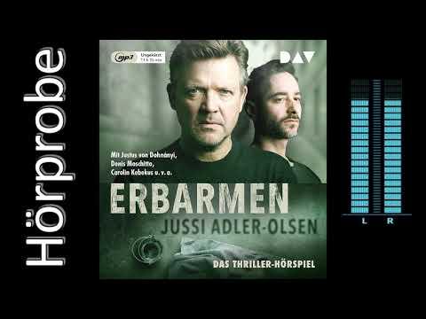 Jussi Adler-Olsen: Erbarmen (Hörprobe) Das Thriller Hörspiel