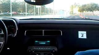 2010 Chevrolet Camaro SS Test Drive
