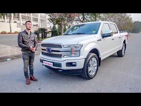 Lái thử siêu bán tải giá 4,6 tỷ đồng - Ford F150 Platinum 2018 Ecoboost 3.5 |XEHAY.VN| - Thời lượng: 26 phút.