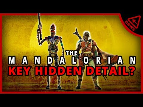 This KEY Hidden Detail in The Mandalorian is Blowing Fans' Minds! (Nerdist News w/ Dan Casey)