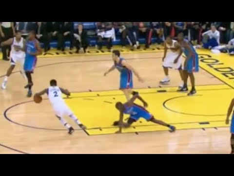 The Most Humiliating Ankle Breakers in NBA History (видео)