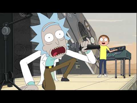 Rick and Morty - Get Schwifty!