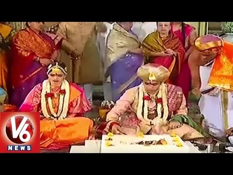 Mysore Royal Wedding - King Yaduveer Ties Knot With Rajasthani Royal Trishika Kumari Singh