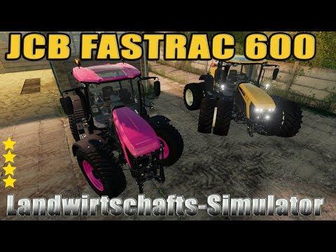JCB FASTRAC 600 v1.1