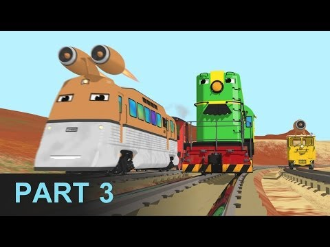Train - Part 3 of 3 - Use Numbers to Help Shawn Stop the Jet Train Number Adventure at the Train Factory! Join the amazing number adventure at the train factory with...