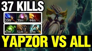 Video YAPZOR Plays ZEUS VS ALL - 37 KILLS - Dota 2 MP3, 3GP, MP4, WEBM, AVI, FLV Juni 2018
