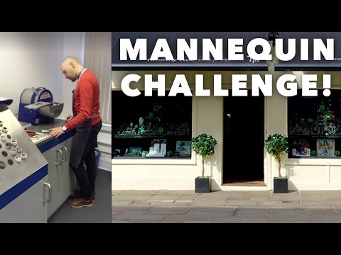 Timothy Roe Fine Jewellery - The Mannequin Challenge