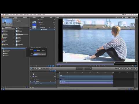 Mocha 基礎教學 - 09b - 在 Final Cut Pro 與 Motion 中穩定畫面