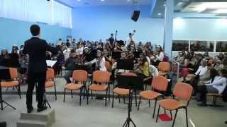 Orchestra – Sunt un om nevrednic dar El ma iubit