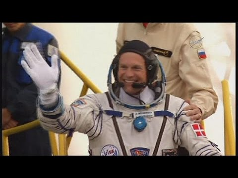 Αντρέας Μόγκενσεν: Ο πρώτος Δανός στο διάστημα – science