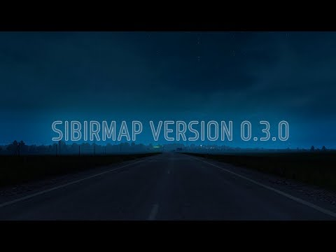 SibirMap v0.3.0