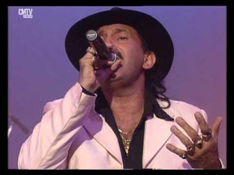 Antonio Rios video Corazón herido - CM Vivo 2001