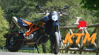 5. I Love My KTM - 950 Supermoto R