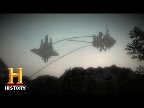 Ancient Aliens: ANCIENT BATTLE FOR ALIEN SKIES (Seizoen 12)