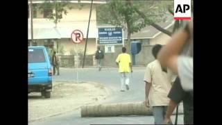 Download Video INDONESIA: EAST TIMOR: DILI: VIOLENCE CLASHES LATEST MP3 3GP MP4