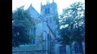 Melton Mowbray United Kingdom  City pictures : UK: Melton Mowbray (3/4) St Mary's Parish Church 2014-09-16(Tue)1759hrs
