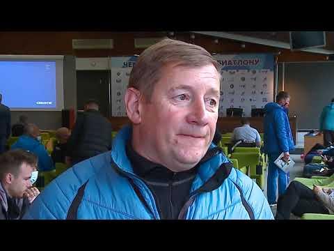 Юрий Каминский: «На чемпионате мира выступят сильнейшие биатлонисты страны»