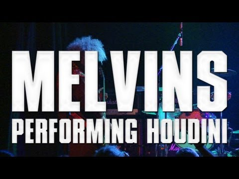 "Melvins performing ""Houdini"" (May 2013)"