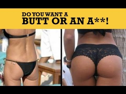 BUBBLE BUTT Workout for Women (Build a Round Sexy Booty!!)