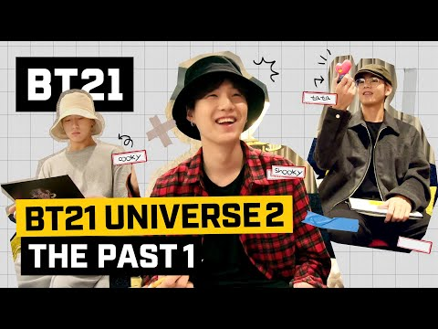 [BT21] BT21 UNIVERSE - THE PAST 1