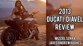 6. 2013 Ducati Diavel - The Flowstate Motorcycle Review