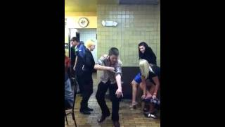 Video Drunk rave kid at waffle house new years 2012 lmao MP3, 3GP, MP4, WEBM, AVI, FLV Agustus 2018
