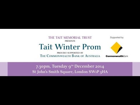 Tait Winter Prom - December 9th 2014