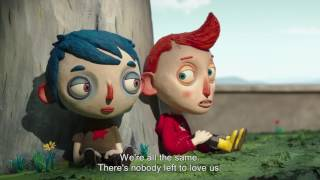 My Life As A Courgette / Ma Vie De Courgette 2016  Trailer English Subs