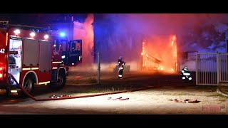 Pożar PROFIm w Turku