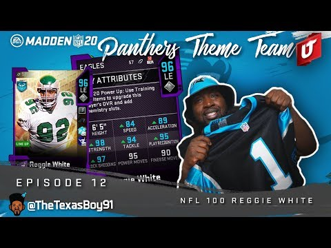 Panthers Theme Team Adds The Minister Of Defense | 90 OVR Defense | Thoughts On Ron Rivera's Firing