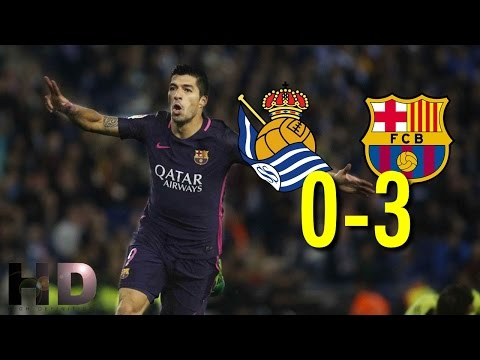 Espanyol Vs Barcelona 0-3 All Goals & Highlights 29/04/2017 Hd