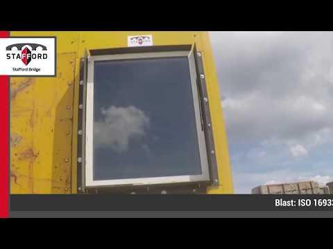 Stafford Bridge Multi-Threat Windows