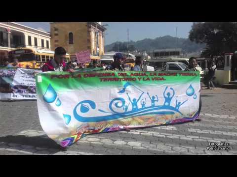 Festival por la defensa de la Vida en Sololá 22 abril 2016