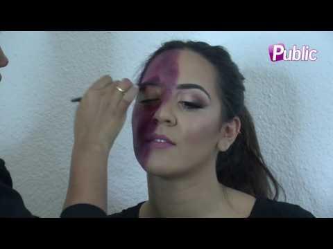 Tuto make-up Halloween : La Mariée Ensanglantée